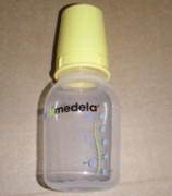 Medela fles + speen slow flow compleet